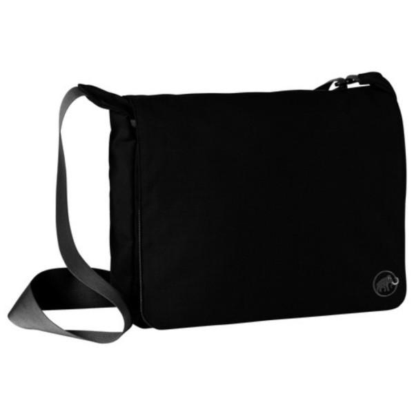 black - Mammut Shoulder Bag Square 8L