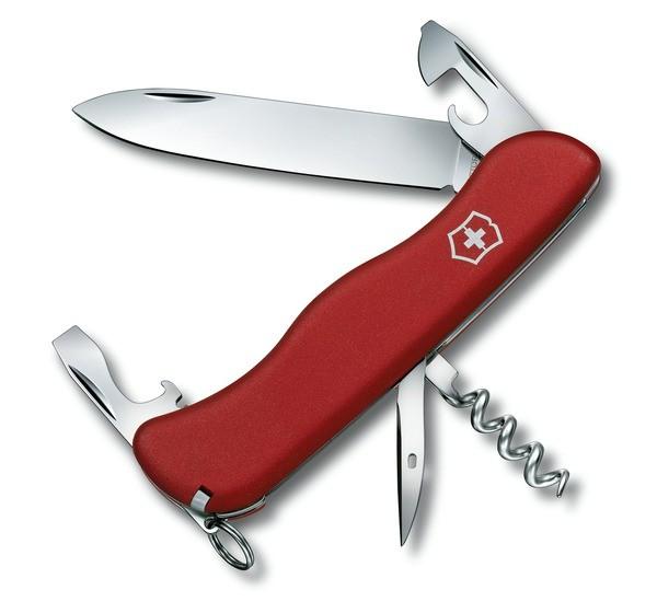 - Victorinox Picknicker Taschenwerkzeug rot