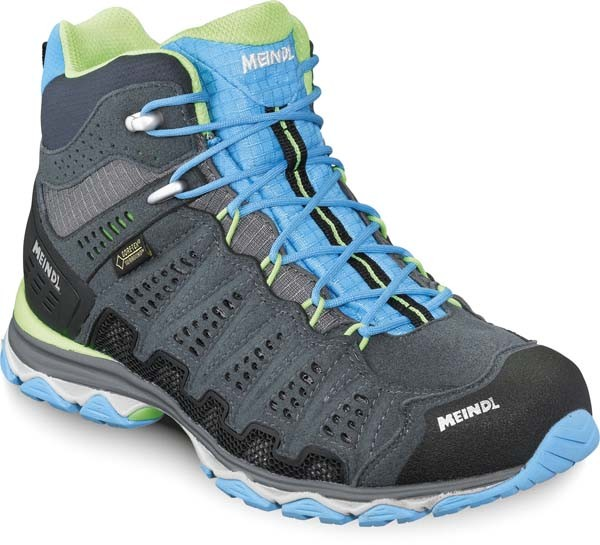 türkis/anthrazit - Meindl X-SO 70 Lady Mid GTX