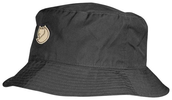dark grey - Fjällräven Kiruna Hat
