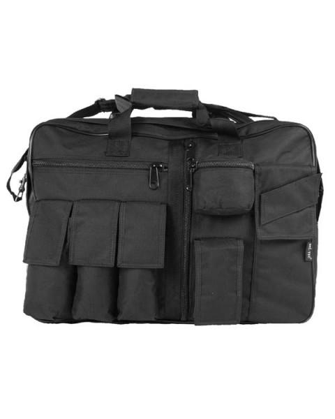 schwarz - Mil-Tec Rucksacktasche Cargo 35 Ltr