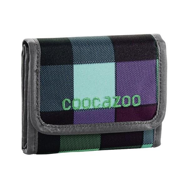 Green Purple District - Coocazoo CashDash