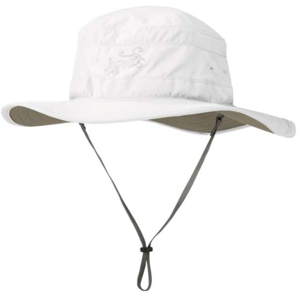 whitekhaki - Outdoor Research Womens Solar Roller Sun Hat