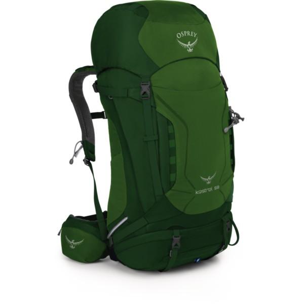 jungle green - Osprey Kestrel 58