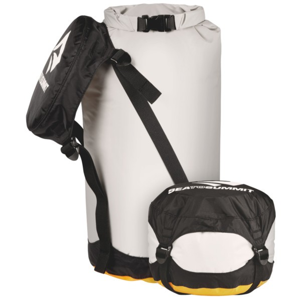 Sea to Summit eVent Dry Compression Sack medium grey