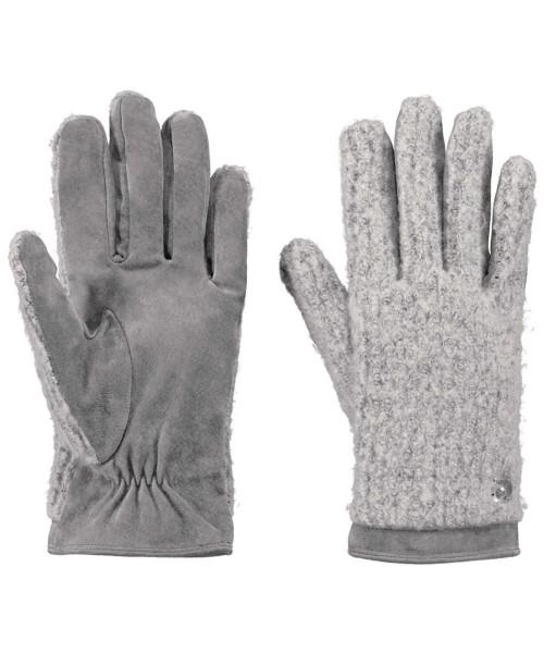heather grey - Barts Lennon Gloves
