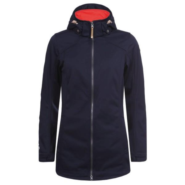 dark blue - Icepeak Lindsay Softshell Jacket