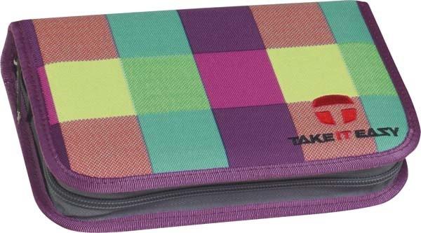 soho - Take It Easy Schüleretui, unbefüllt