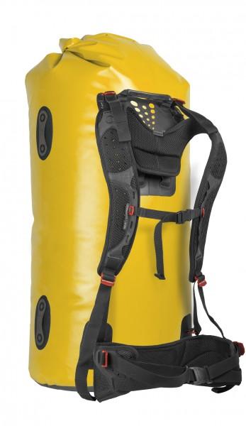 yellow - Sea to Summit Hydraulic Dry Bag 90 L mit abnehmbarem Rückenpanel