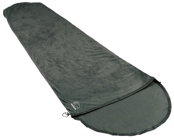 dark grey - Nordisk Fleeceinlett Mumie