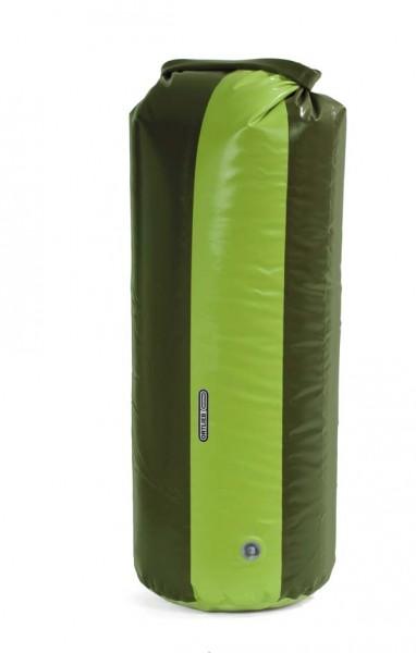 oliv-limone - Ortlieb Packsack PD350, 79 L, mit Ventil