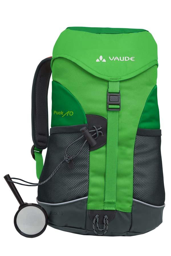Vaude Puck 10 grass/applegreen