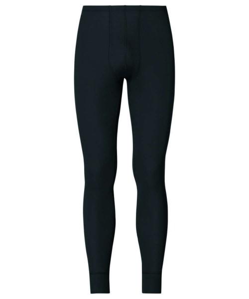 black - Odlo Men Pants Long Warm