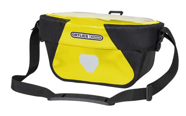 gelb-schwarz - Ortlieb Ultimate6 S Classic