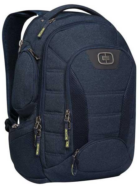 heathered blue - Ogio Bandit Pack
