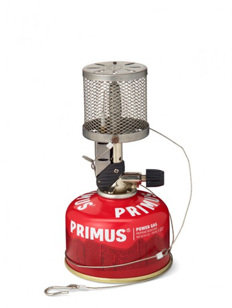 Primus Laterne Micron Mesh mit Piezozündung