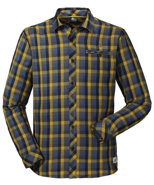 green sulphur - Schöffel Shirt Stockholm2