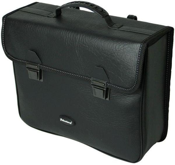 Haberland Einzeltasche Hermann EH0283 inkl. Einhängehaken schwarz