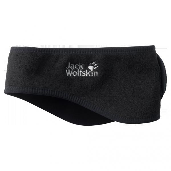 Jack Wolfskin Stormlock Headband black