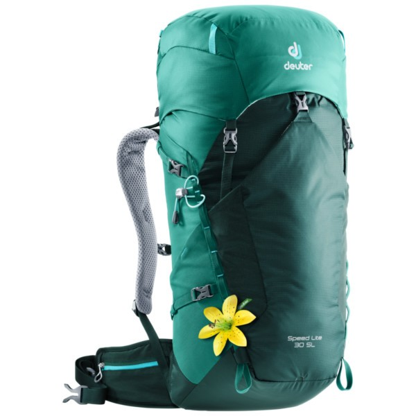 forest-alpinegreen - Deuter Speed Lite 30 SL