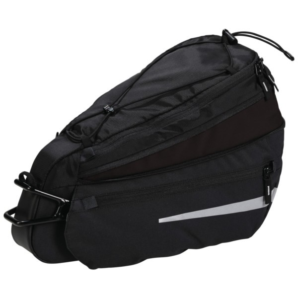 - Vaude Off Road Bag M mit Klick-Fix Adapter-Befestigung black