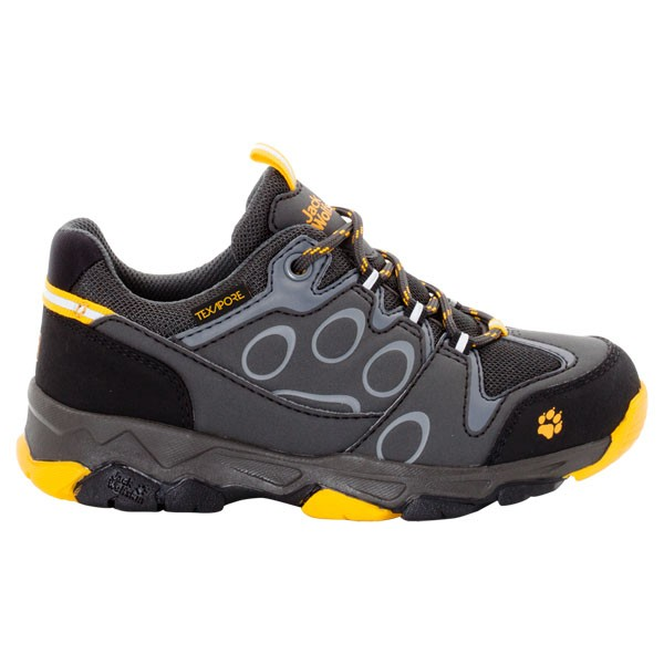 burly yellow - Jack Wolfskin Mtn Attack 2 Texapore Low K