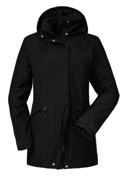 black - Schöffel Insulated Jacket Sedona1