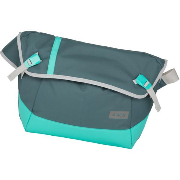 aurora green - Aevor Messenger Bag