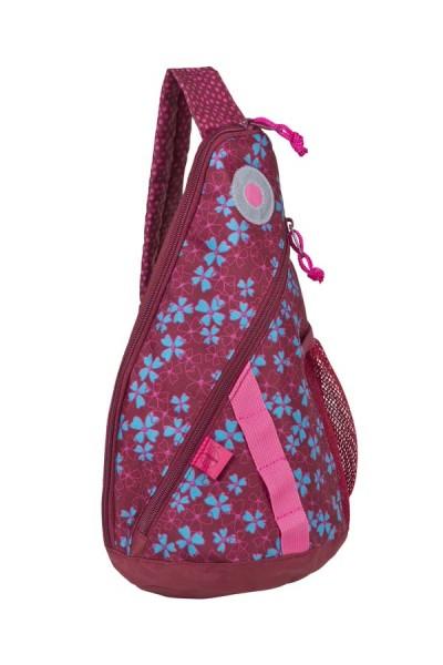 blossy pink - Lässig 4Kids Mini Sling Bag