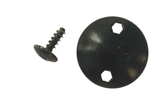 - Ortlieb QL2.1 Schraubensatz für Radtaschen