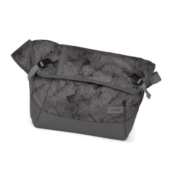 rock grain - Aevor Messenger Bag