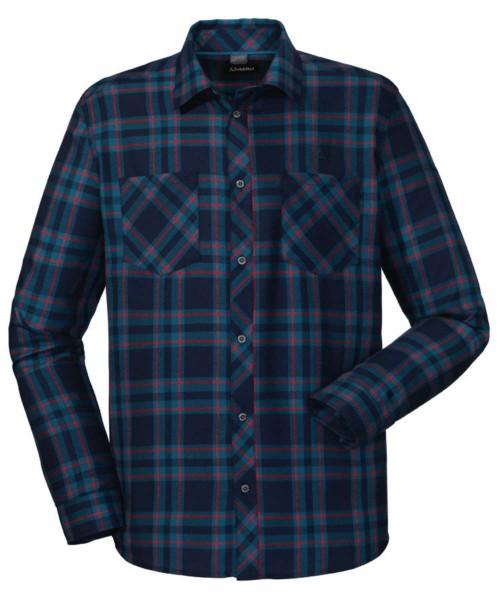dress blues - Schöffel Shirt Maastricht2