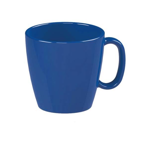 blau - Waca PBT Tasse 230 ml