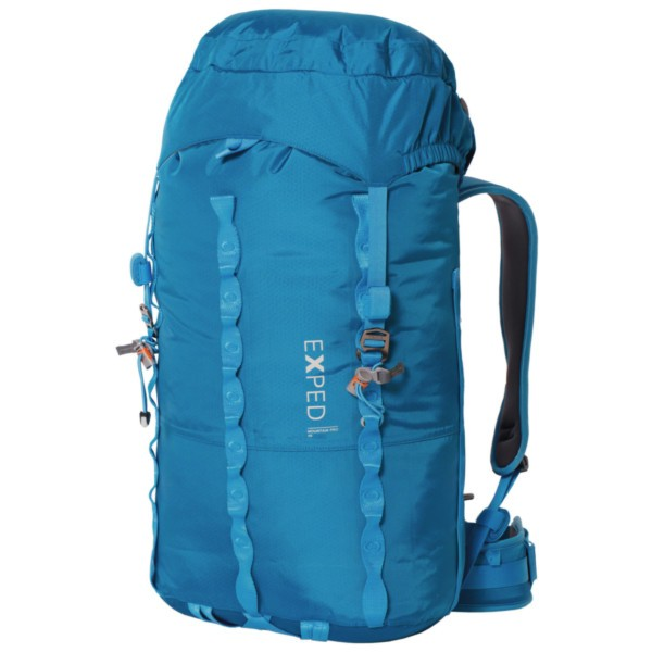 - Exped Mountain Pro 40 Women deep sea blue