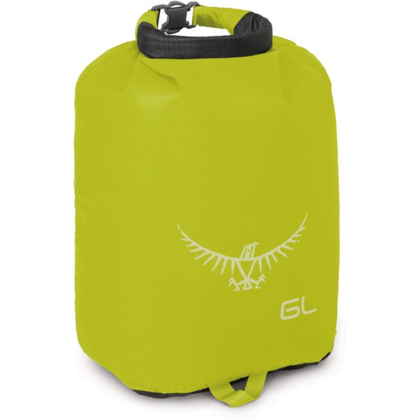 electric lime - Osprey Ultralight DrySack 6 Liter