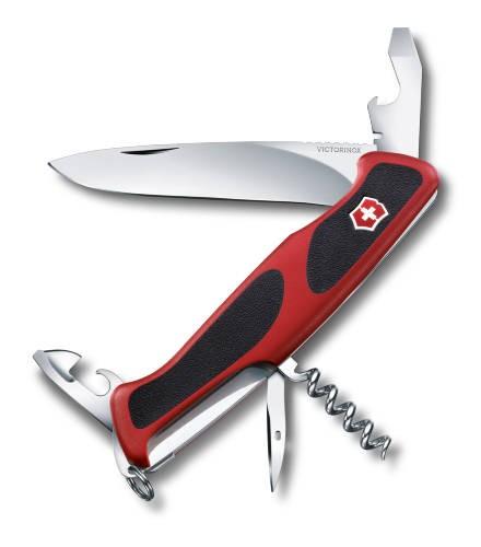 Victorinox RangerGrip 68 rot/schwarz
