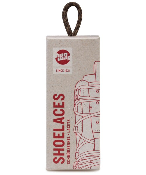 erde - Hanwag Schnürsenkel 120 cm