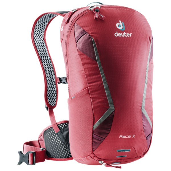 cranberry-maron - Deuter Race X