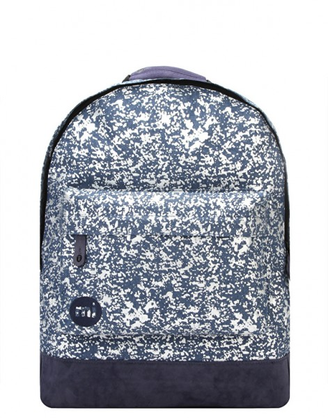denim-slatter-indigo-silver - Mi-Pac Premium Backpack