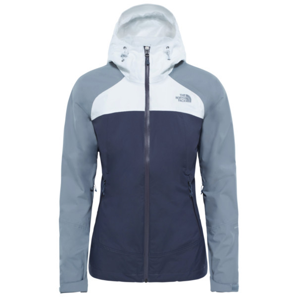 vanadis grey - The North Face W Stratos Jacket