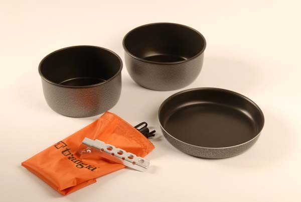 - Trangia Tundra Set I, Non-stick, 540 g