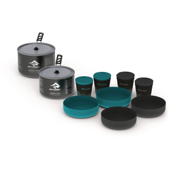 Sea to Summit Alpha Pot CookSet 4.2 grey