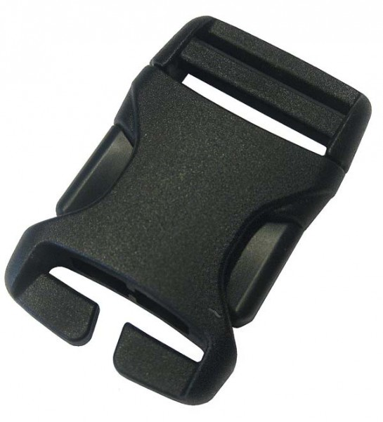 Tatonka SR Buckle QA 20mm Paar black
