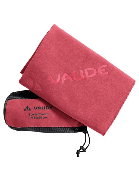 flame - Vaude Sports Towel II L