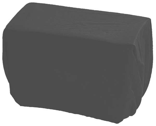 schwarz - Haberland Regenschutz für Lenkertasche (5-8 Liter) RSLT08