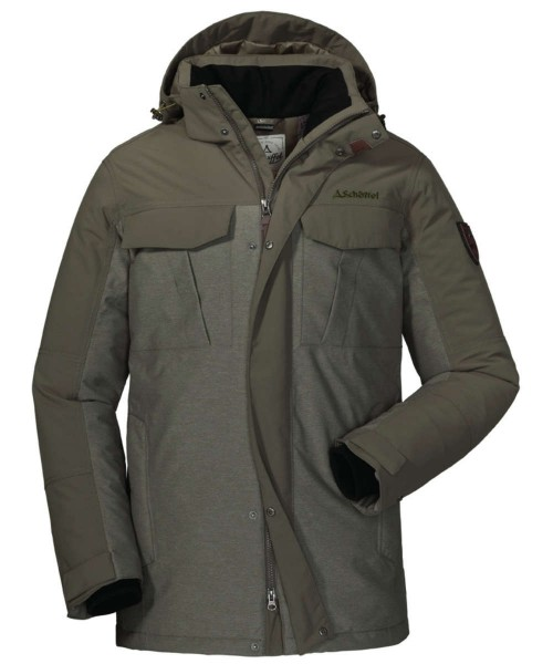 sea turtle - Schöffel Insulated Jacket Lipezk1
