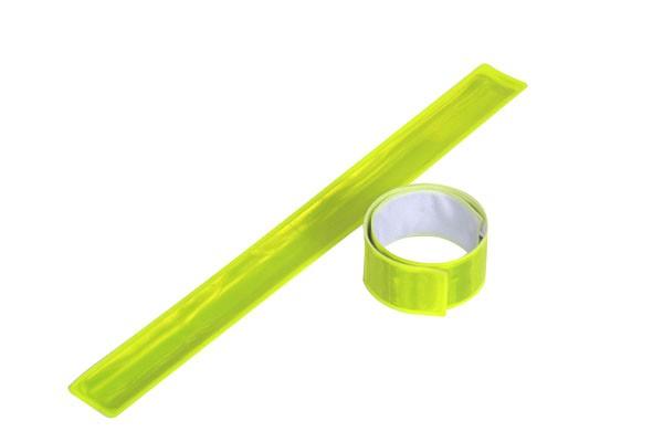Relags Klack-Band leuchtgelb, 1 Paar