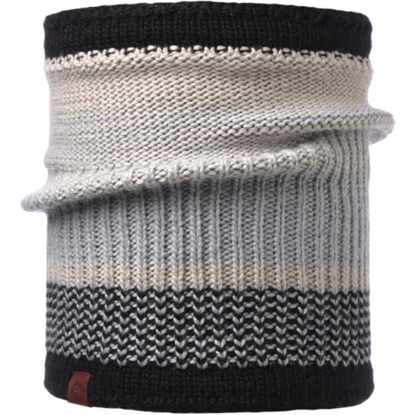 grey - Buff Knitted und Polar Neckwarmer Comfort Borae