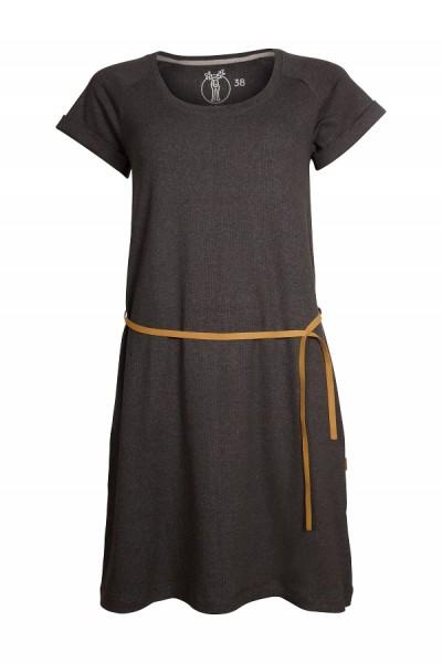 greymelange - Elkline kokett Damen Kleid