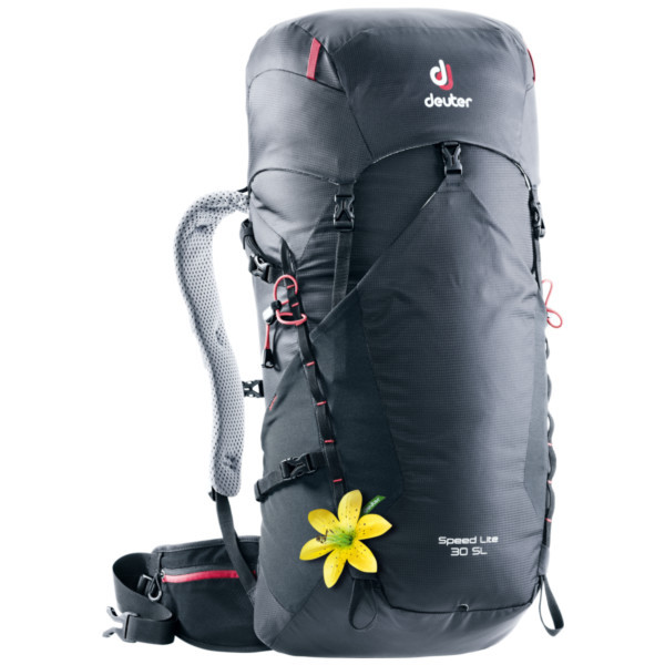 black - Deuter Speed Lite 30 SL